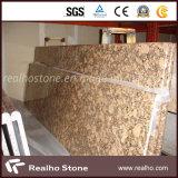 Polished Giallo Fiorito Granite Stone Tiles and Slabs