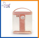 Transparent TPU Cosmetic Pouch Handle-Pouch Multifaction