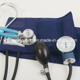 Aneroid Sphygmomanomer with Sprague Rappaport Stethoscope (SW-AS15)