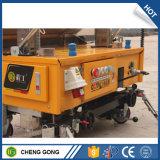 Manufacturer Automatic Mortar Cement Render Gypsum Wall Plastering Machine