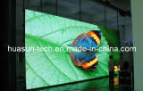 Portable Foldable LED Curtain Display for Rental P6 LED Screen