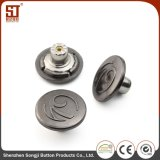 OEM Alloy Press Metal Round Button for Trousers