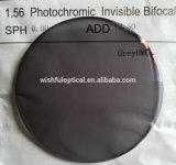 1.56 Photochromic Invisible Lens