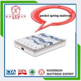 Hot Selling Luxury Hotel Bedroom Furniture Bed Spring Mattress