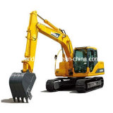 0.6cbm Backhoe, 15ton Hydraulic Excavator for Sale (W2150)