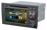 6.5 Inch HD LCD TFT 2 DIN Car DVD for Aud A4 2002-2007year