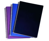 Various Sizes High Quality Colourful Spiral Notebook (YY-N0128)