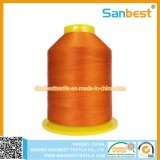 100% High Strength Polyester Bobbins Embroidery Thread for Jeans