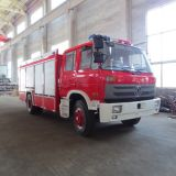 Good Sales Dongfeng 8000L Fire Fighting Tank Truck Fire Vehicle