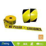 Custom Printed Non Adhesive PE Warning Tape