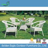 PE Rattan and Aluminum Chair and Table, Outdoor Furniture (FP0003)