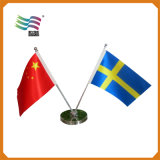 Decorative National Table Flags, Two or Three Branches (HYTF-AF007)