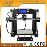 2017 Anet Auto Leveling 3D Printer Kit with Printer Parts and Accessories for Kids Ce Vertification