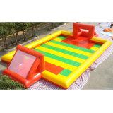 Tarpaulin PVC Inflatable Sporting Football Field