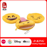 Custom Emoji Stuffed Coin Purse