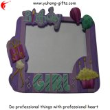 Festival Soft PVC Picture Frame for Gifts (YH-PF072)