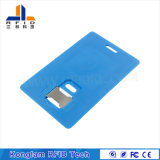 PVC RFID Membership Smart Card for Telephone Card