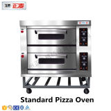 2 Layer and 2 Trays Gas Deck Oven Pizza Stones with Steam Images for Sale Prices (ZBB-202M)
