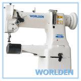 WD-8B Single Needle Unison Feed Cylinder Bed Sewing Machine