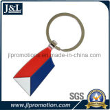 Die Casting Zinc Alloy Soft Enamel Key Ring