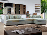 Super Soft Sectional Sofa with Unpicked&Washable Cushions