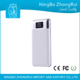 LCD display Power Bank for Smart Phone New Design with High Flashlight
