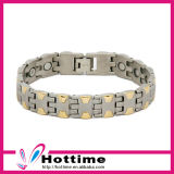 New Mens Magnetic Bracelet in Stainless Steel (CP-JS-BL-119)