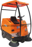 OS-V3 Middle Size Ride on Floor Sweeper Machine