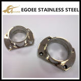 Oblong Base Flange for Stainless Steel Railing Handrail and Balustrade