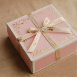 Custom Printed Paper Gift Box for Moon Cake Packaging/Folding Paper Moon Cake Paper Box