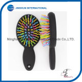 Small Rainbow Comb Mini Children Cartoon Combs with Mirror