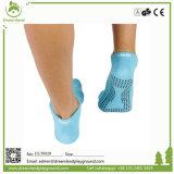 Factory Hot Selling Non Slip Yoga Trampoline Socks Sticky