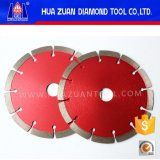 150mm Diamond Segmented Saw Blade Sintered Hot Pressed