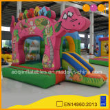Dinosaur Inflatable Combo of Bouncer and Slide Toy (AQ01186)