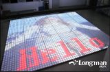65W 10X10pixels Digital Acrylic Wholesale Portable LED Dance Floor for Disco