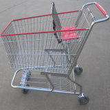American Style Supermarket Cart Trolley