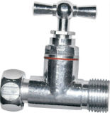 Male Thread Nickel Plated Union Brass Check Valve