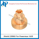 Shield Cap 220065 for Powermax 1650 Plasma Cutting Torch Consumables 100A