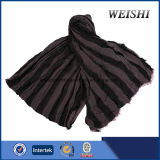High Quality 20% Wool 80% (WM1-3) Modal Printing Scarf