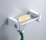 Stainless Steel Shelf Soap/Liquid/Body/Shampoo Holder