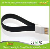 Magnetic Flat Travel Micro USB 2.0 Data Cable