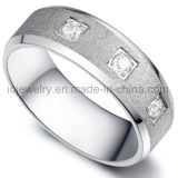 Hot Sale Stainless Steel Wedding Ring Man Jewelry