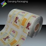 Roll Stock of Plastic Mutiple Layers Packaging Film for Makeup