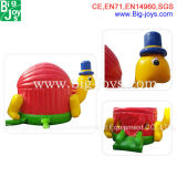 Turtle House Inflatable Bouncer/Hot Sale Inflatable Bouncer (DJBC017)