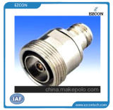 N Female to DIN 7/16 Female RF Coaxial Adapter