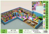 Kaiqi Large Combination Indoor Soft Play Children′s Playground (KQ20140822-TQBZ220A)