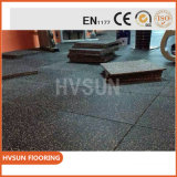 Industry Leading 8 Year Warranty EPDM Flooring for Fitness Center Sports Court