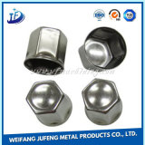 OEM/Customized Stamping Parts for Tube and Cap in Household Hardware