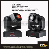 Fantastic DMX Mounted 10W LED Moving Head Spot Light