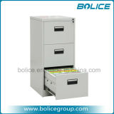 3 Drawers Metal Office Vertical Filing Cabinet